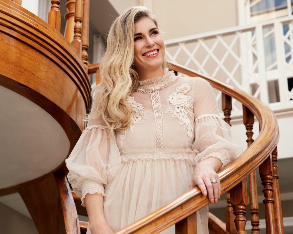 Rachel Kolisi On The Rise